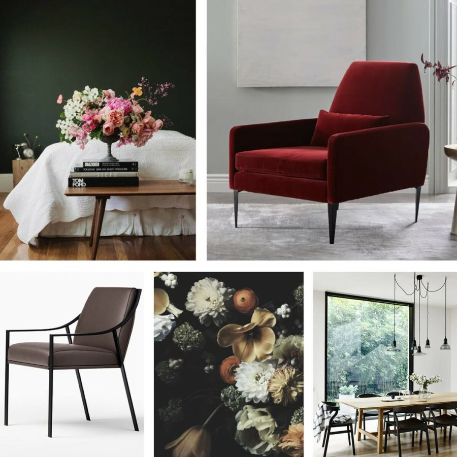 Kristy Was All About The Deep Green Colour Trend This Year After Greenery Named Pantones Of For 2017 We Started Seeing